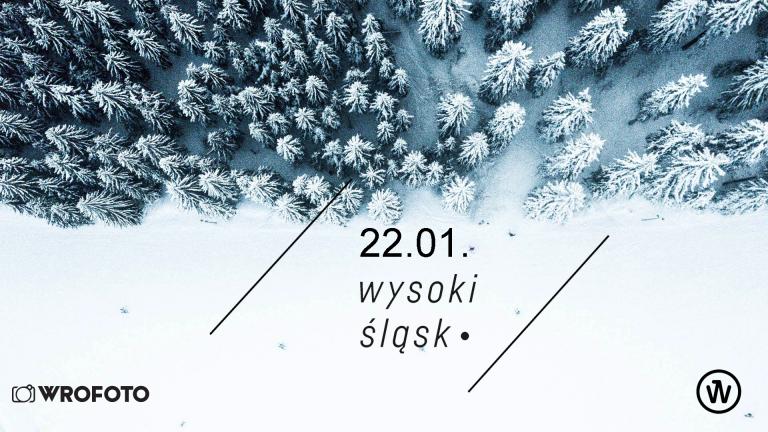Wysoki Śląsk fotografia dronowa